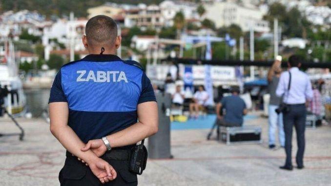 metropolitanska občina ankara bo postavila policista