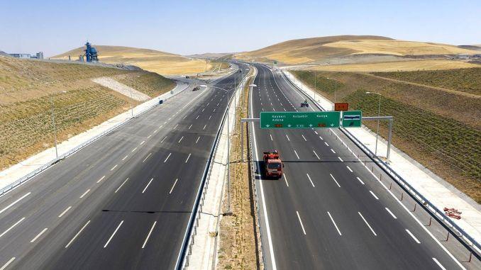 Criminal proceedings on the Ankara Nigde highway are on the parliamentary agenda.