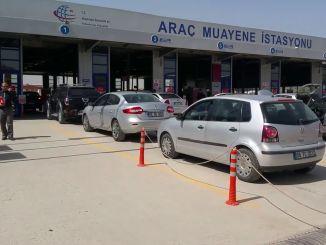 rearrangement of vehicle inspection delay penalties