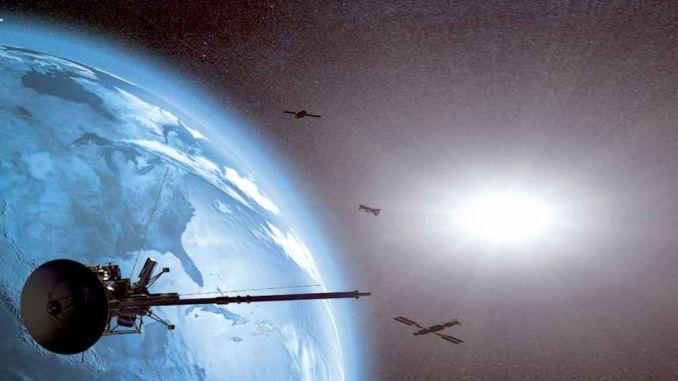 projekt ozaveščanja o situaciji v bližnjem vesolju iz aselsan yakuda