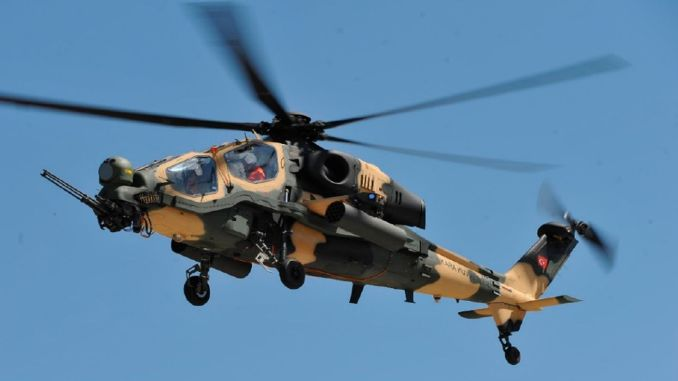 attack helicopters will recognize the friendly enemy with aselsan