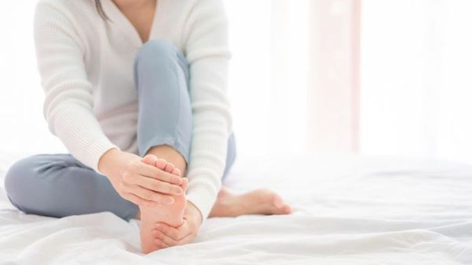 problems that cause pain in the feet