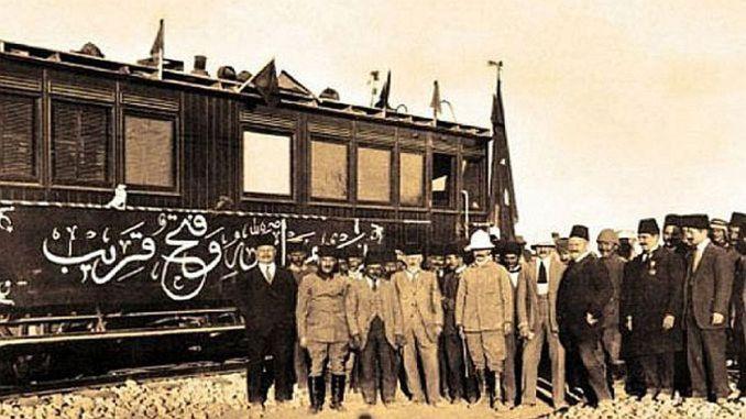 bagdat railway