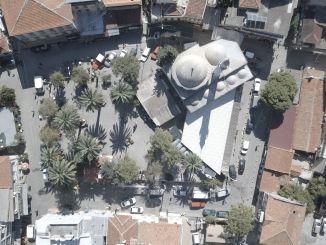 Hatuniye Square, hjertet af basmane, vil være centrum for attraktion i regionen