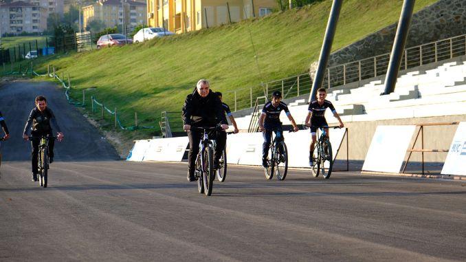 bmx world championship will be held in sunflowers bike valley