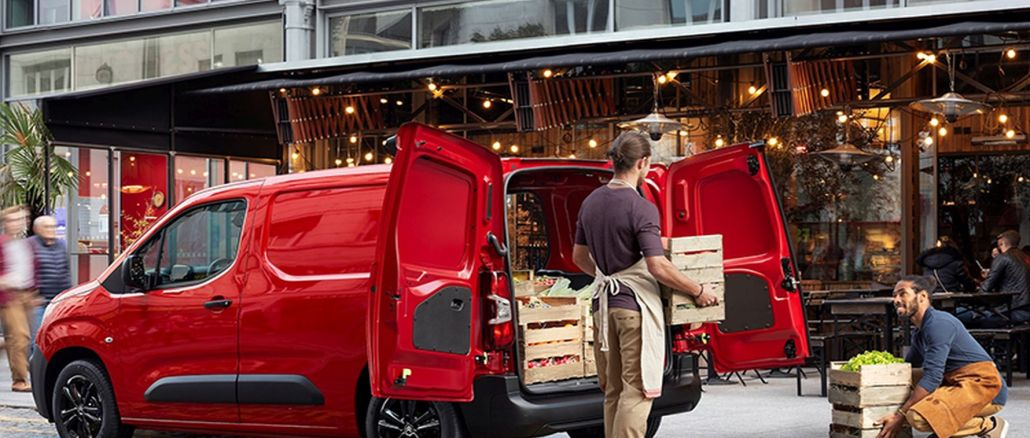 citroen commercial vehicles at the roadshow with June deals
