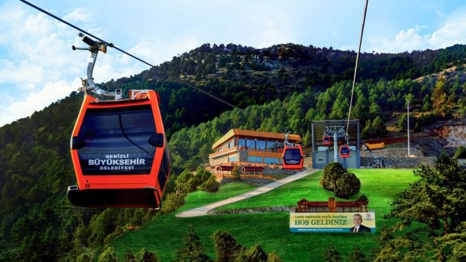 sea cable car reopened