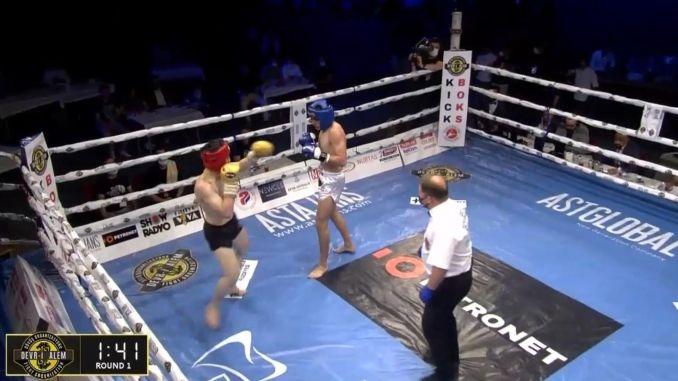 devr i alem fight kick boks organizasyonu galasi istanbulda gerceklesti