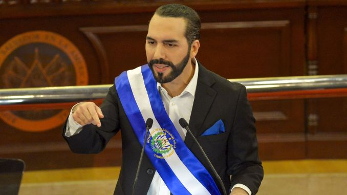 Bitcoin becomes official currency in El Salvador