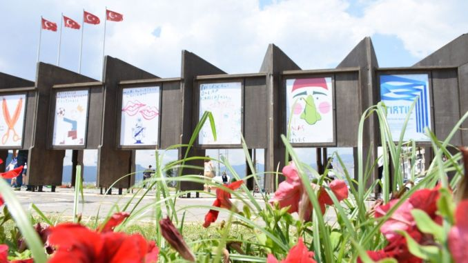Emre Duygu Theater Posters Exhibition Opened