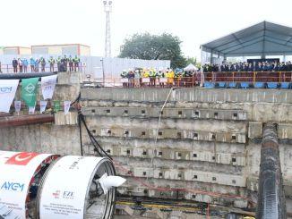 gebze osb darica pakrantės metro linija bus sujungta su marmara