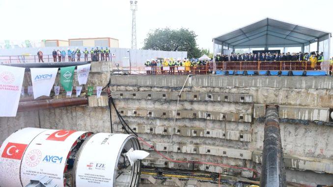 gebze osb darica coast metro line will be connected to marmara