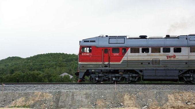 Georgia-Armenia railway transportation opens again
