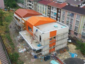 Ibbas padidins lopšelių-darželių skaičių Stambule, atidaręs naują įrenginį.