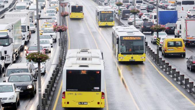 iettye turi milijono eurų autobusų skolą iš AKP laikotarpio
