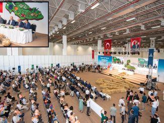 Kilicdaroglu traf sich mit Produzenten in Izmir Landwirtschaftstreffenmir