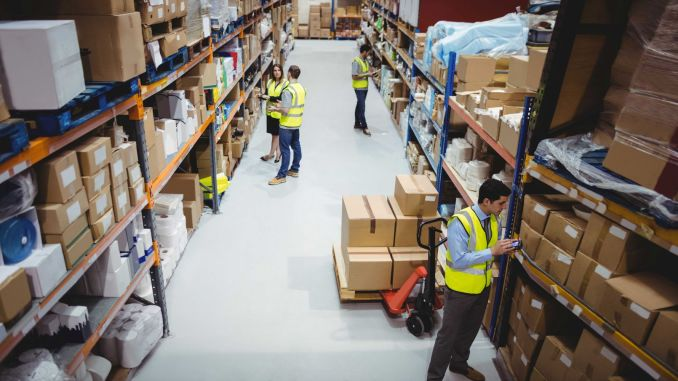 Wipelot, the technology that makes logistics and warehouse operations smart