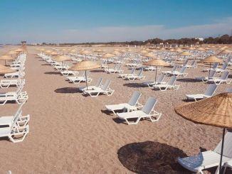 manavgat gratis offentlig strand og rekreasjonsområde åpnet for service