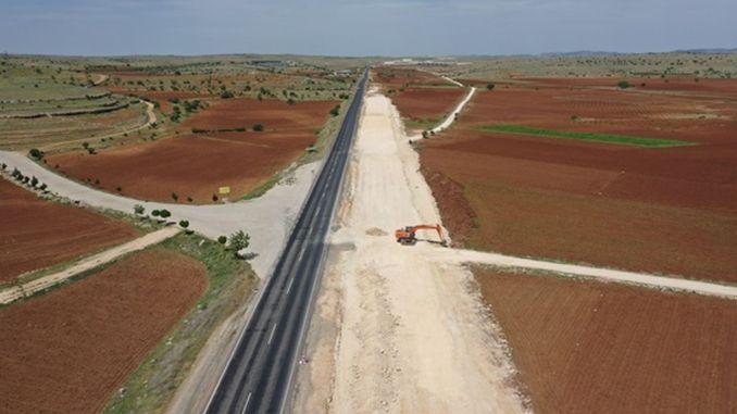 Mardin Midyat Road spart Millionen Lira pro Jahr