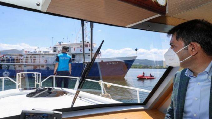 Marmara Sea Protection Action Plan Announced