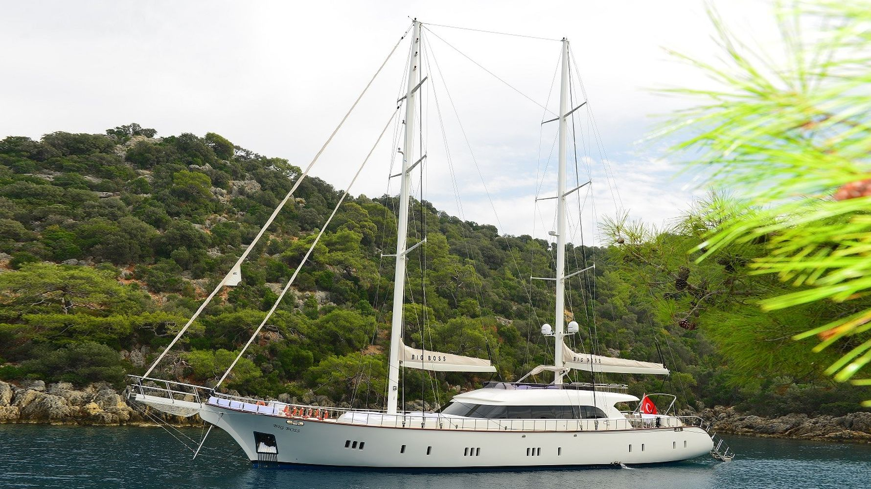 metro turkey started online ordering service for private yachts in fethiye