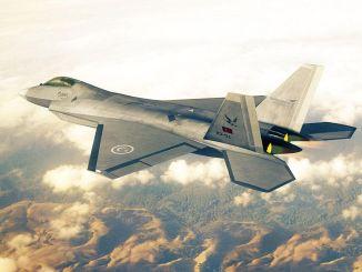 karoga maiņa valsts kaujas lidmašīnu projektā