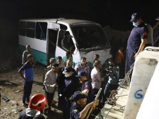 mrtvi ozlijeđeni sudar vlaka i autobusa egipta