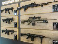 mkek yeni silahlarini verimilik ve teknoloji fuarinda tanitti
