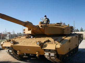 近代化されたヒョウ馬の戦車は mehmetcik のサービスにあります。