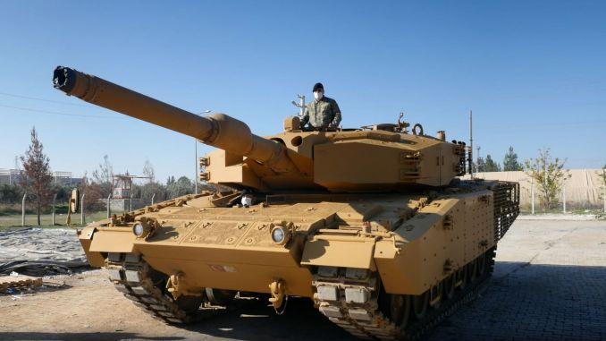جدید چیتے کے گھوڑوں کے ٹینکس مہمتیک کی خدمت میں ہیں