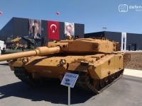 modernize edilen leopard a t tanklari mehmetcikin hizmetinde