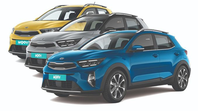 moov fleet kia stonicle continued to strengthen