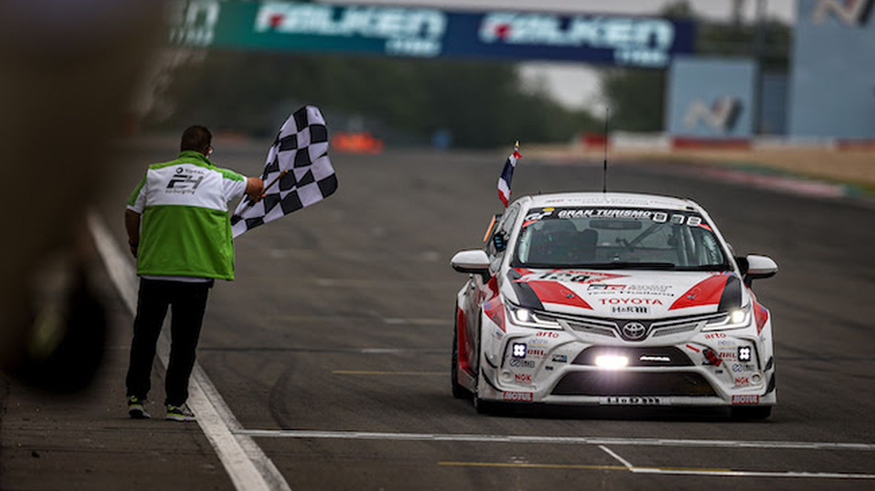 Motul, Official Sponsor of Toyota Gazoo Racing Team Thailand at ...