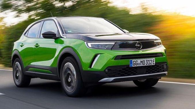 Opel bietet neuen Mokka in der Türkei zum Verkauf an