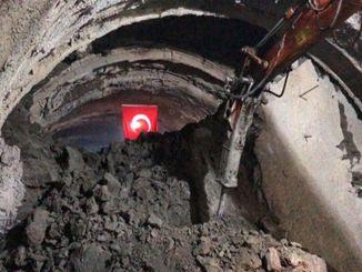 lys dukkede op i skræddersyet tunnel af hærens ringvejsprojekt