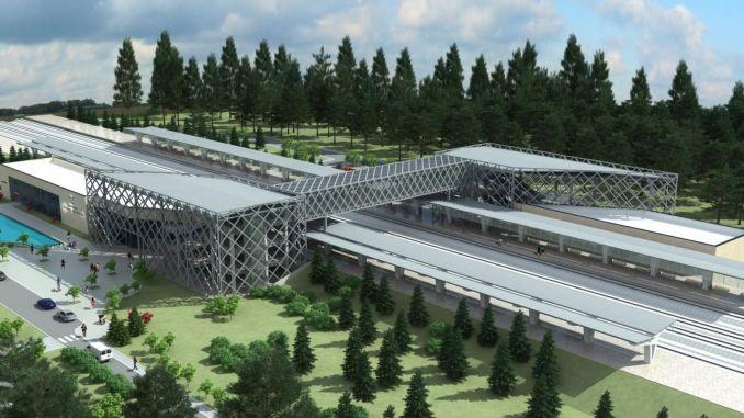 Pamukova YHT Station Construction Works Will Start Within 1 Month