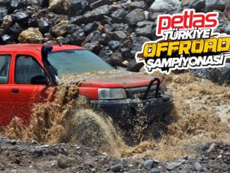 The first half of the petlas turkey offroad championship will be held in kizilcahamam