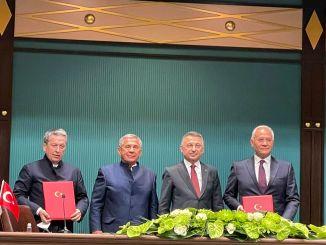 Petrochemie-Riese Tatneft unterzeichnet zehn Deals zur Investition in Gebkime