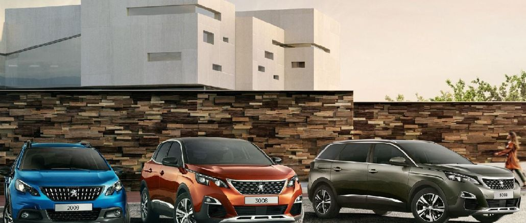 peugeot became the champion of the suv class in may