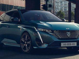 Iepazīstināta ar Peugeot jauno seju