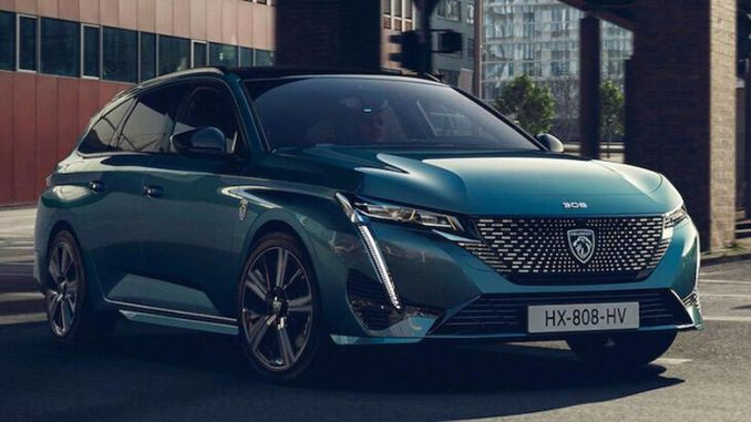 Peugeot's new face introduced