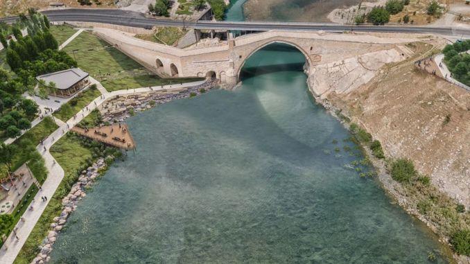 הפאר של גשר סילבן מלבאדי ייחשף