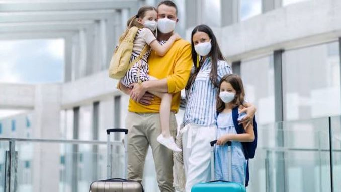 covid precautions that can be taken on vacation