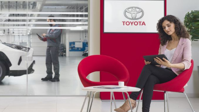 Toyota summer service days campaign started