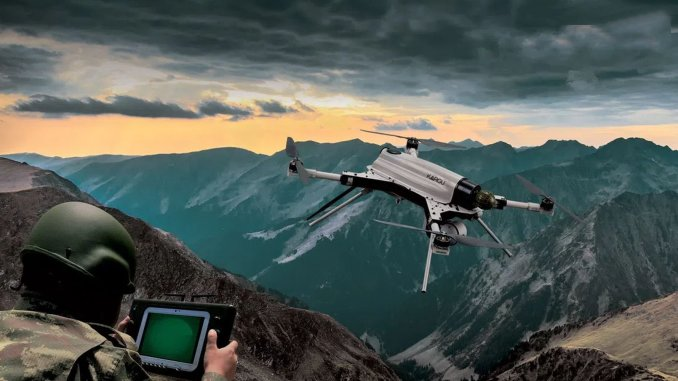 طائرة بدون طيار تركية الصنع تكتشف وتدمر العدو باستخدام خوارزمية ذكية