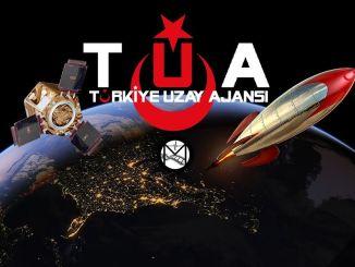 laporan tahunan badan antariksa turki diterbitkan