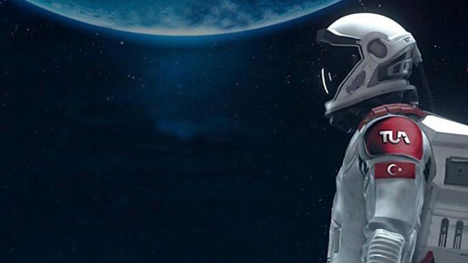 وكالة الفضاء التركية كانت في glex