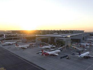 аэропорт из Турции - первый в европе