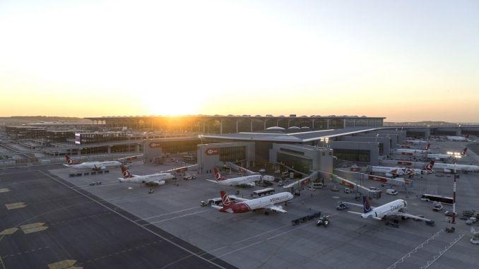 المطار من تركيا هو الأول في أوروبا