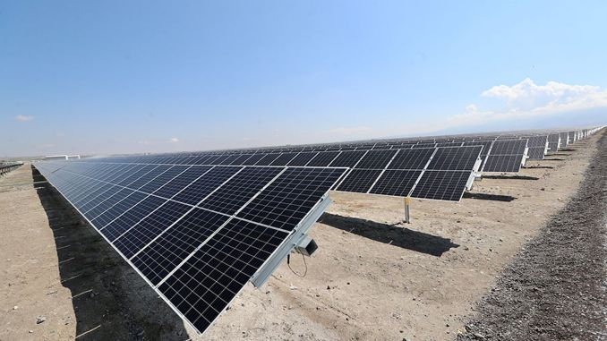Turkey's largest power plant will also be commissioned at full capacity